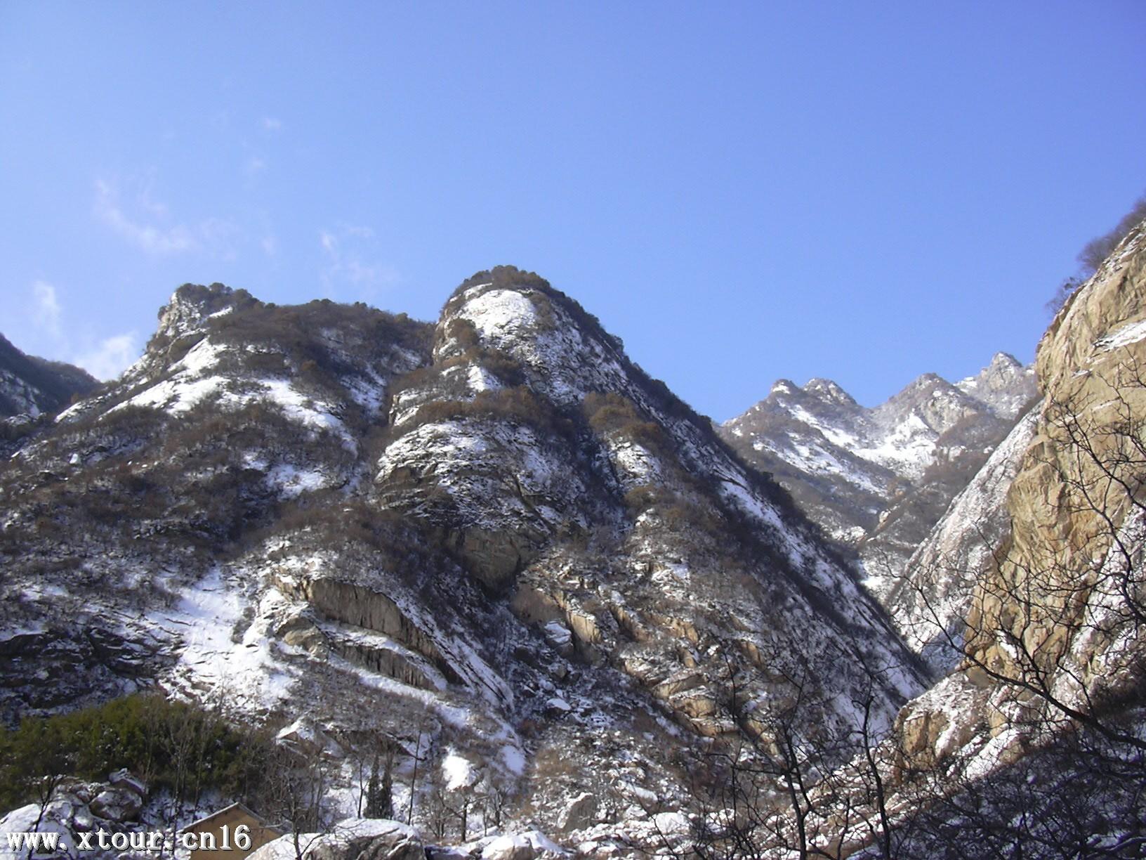 陕西太白山森林公园_太白山国家森林公园---※陕西旅游资料网图库※---www.xtour.cn/pic※